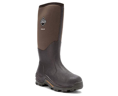 muck wetland-rubber premium field boot