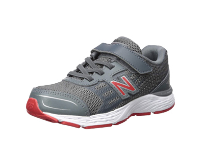 new balance 680v5 hook & loop running shoes for toddlers
