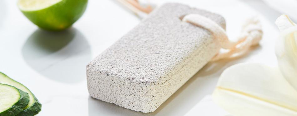 pumice stone pores