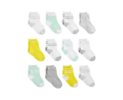 simple joys by carter baby 12 pack socks