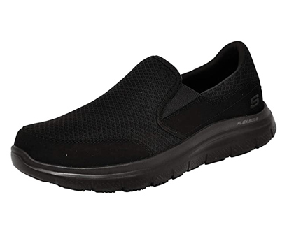 skechers for work flex advantage mcallen