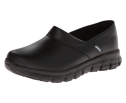skechers for work women's relaxed fit