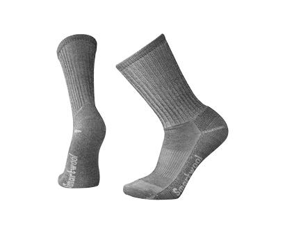 smartwool men's crew hiking socks
