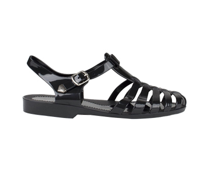snj new women summer retro jelly slingback sandals