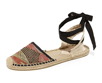 soludos women's classic sandals