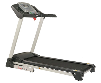 sunny health & fitness smart treadmill