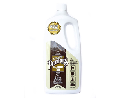 tanners leather oil