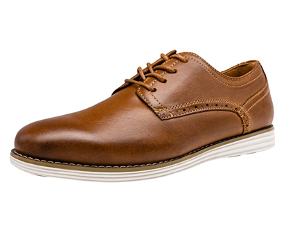 vostey dress shoes leather brogue wingtip