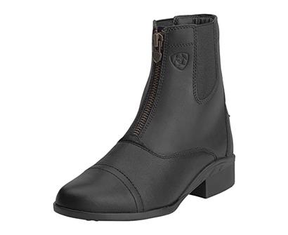 ariat women's scout zip paddock paddock boots