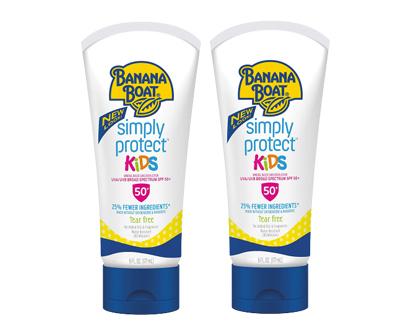 banana boat spf 50 broad spectrum sunscreen