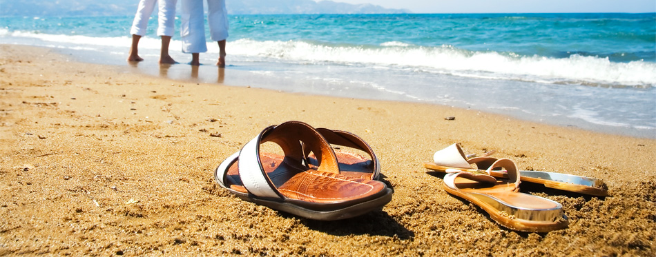 the best beach shoe