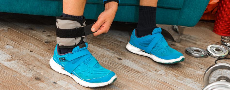 blue velcro sneakers