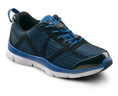 dr. comfort's jason men's therapeutic athletic shoes