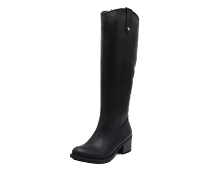 gloria vanderbilt women's riding boots knee high boots