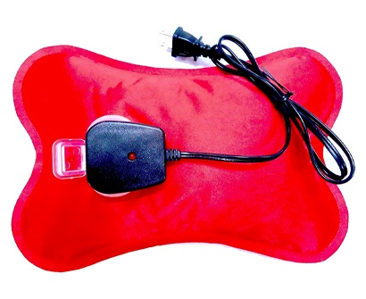 happy heat electric hot water bottle rechargeable heating pad
