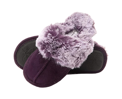jessica simpson girls comfy slippers