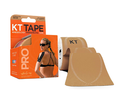 kt tape pro kinesiology athletic tape
