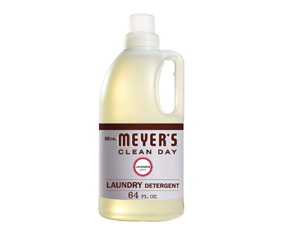 mrs. meyer's lavender laundry detergent, 128 washes