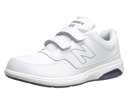 new balance men's 813 v1 hook and loop walking shoe