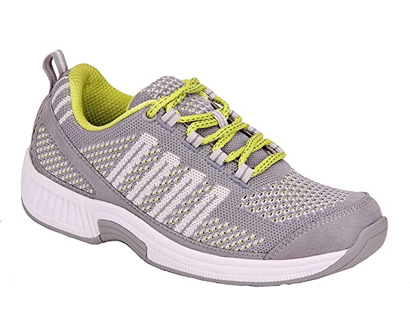 orthofeet coral doctor recommended women's athletic shoes