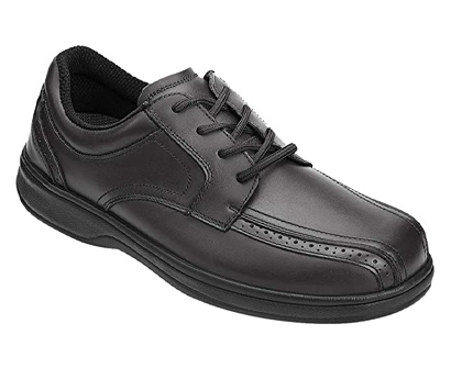 orthofeet oxford men's shoes