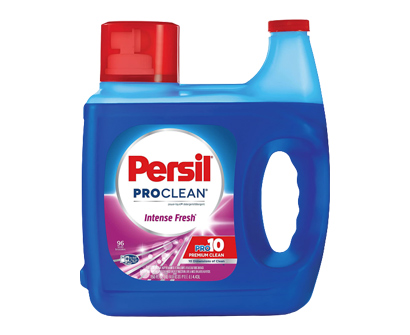 persil proclean power-liquid intense fresh detergent, 96 washes