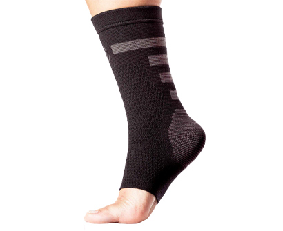 powerlix ankle brace compression support sleeve for men & women