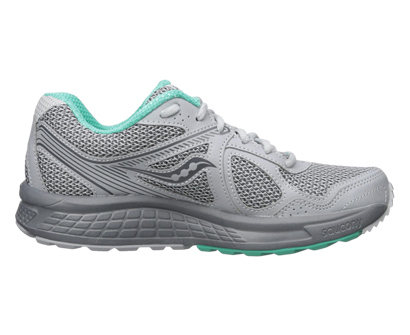 saucony cohesion 10 women's running shoe