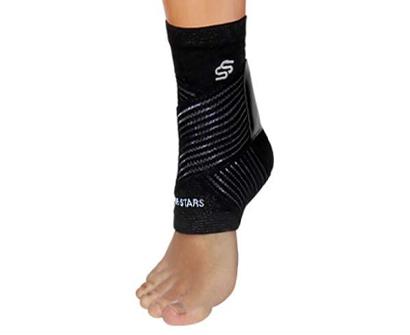 ss sleeve stars ankle brace