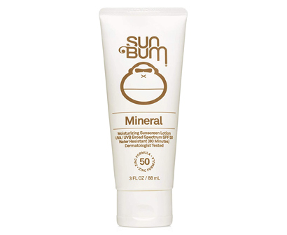 sun bum mineral spf 50 sunscreen lotion