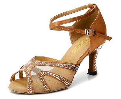 ttdancewear rhinestones ballroom dance shoes