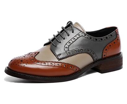 u-lite women's wingtip oxford shoes