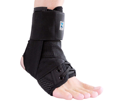 z athletics zenith ankle brace