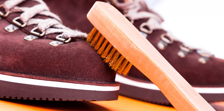 brush for suede shoes