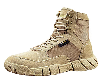 antarctica men's lightweight jungle boots