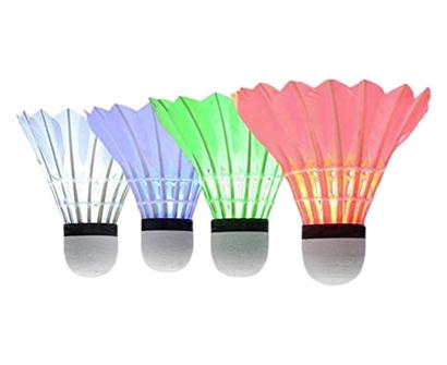arespark led badminton shuttlecocks