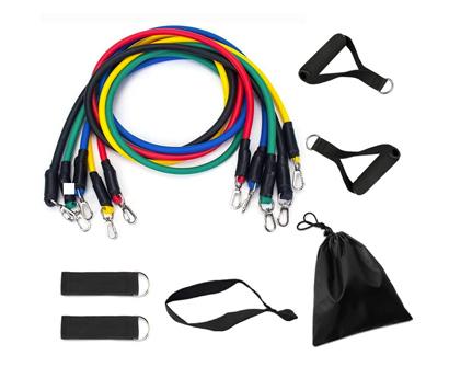 bocianelli resistance bands set