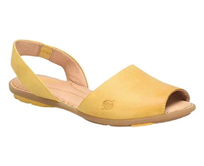 born women's trang sandals