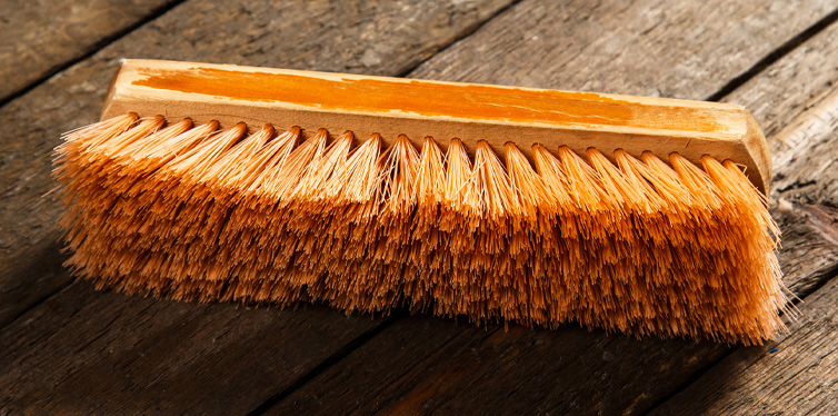 brush for velvet shoes
