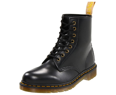 dr. martens vegan 1460 smooth combat boot