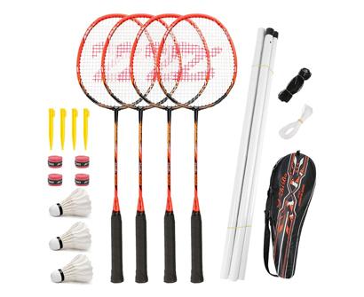 fostoy badminton racket set
