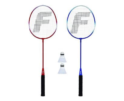 franklin sports 2 player badminton racket
