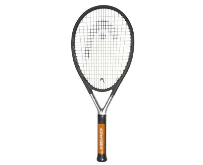 head ti s6 tennis racket pre-strung head heavy balance racket
