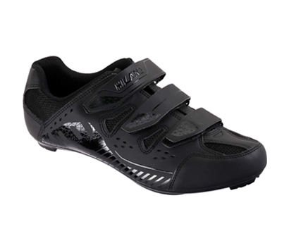 hiland indoor spinning & road bike cycling shoe