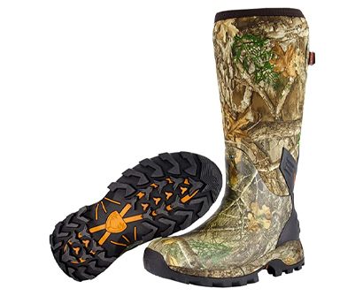 huntshield men's neoprene muck boot