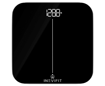 inevifit body weight scale
