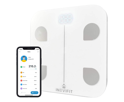 inevifit smart body scale
