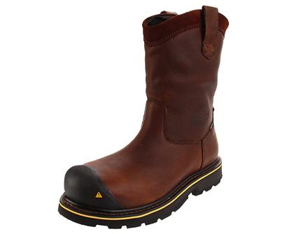 keen utility dallas wellington steel toe work boots for men