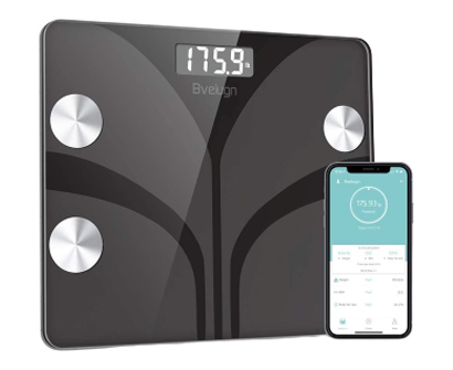 posture+ smart bmi weight scale