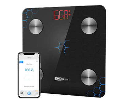 powlaken, smart wireless bmi weighing scale